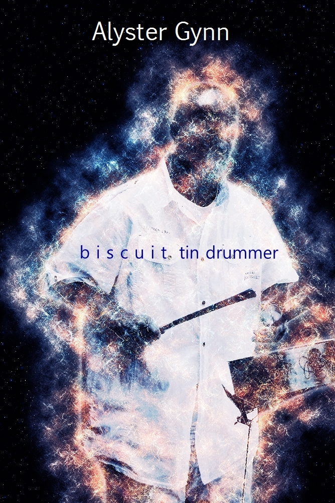 biscuit tin drummer record sleeve